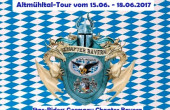 Bayern Treffen Altmühltal Tour 15.-18.6.2017