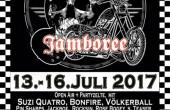 27. Motorcycle Jamboree 13.-16.7.2017