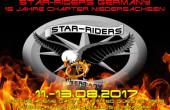 15 Jahre Star-Riders Germany Chapter Niedersachsen 11.-13.8.2017